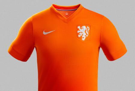 thuis shirt nederlands elftal wk 2014