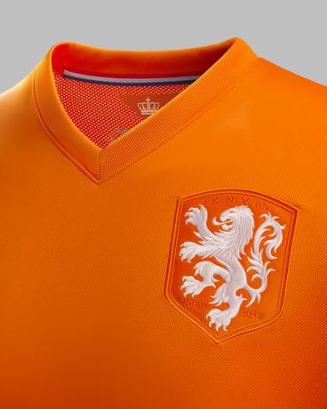 thuisshirt nederlands elftal wk2014